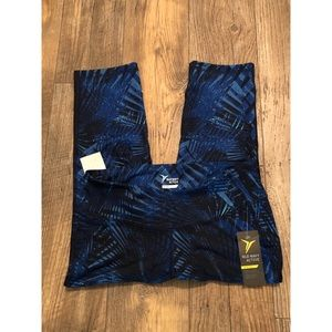 Old Navy tropical active leggings